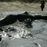Mud Volcanoes - Paclele Mari, Buzau